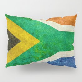 Flag of the Republic of South Africa Pillow Sham
