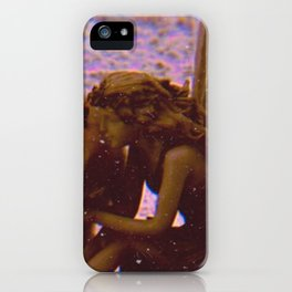 We Might Die (but) First Let's Live iPhone Case