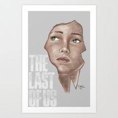 That Little Girl Art Print