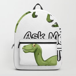 Types Of Dinosaurs - Dinosaur Boys Girls Backpack