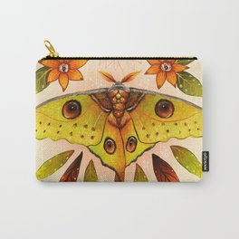 Moth Wings IV Carry-All Pouch