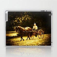 A Gentleman's Ride Laptop & iPad Skin