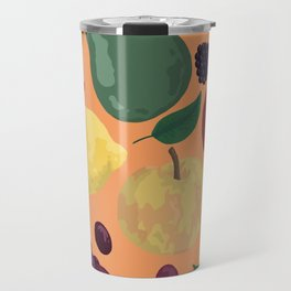 Fruity #4 Travel Mug