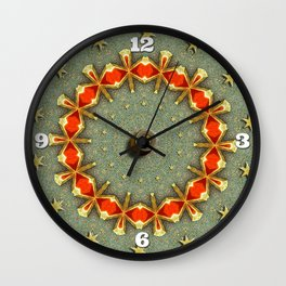 Party like its 1799! Wall Clock