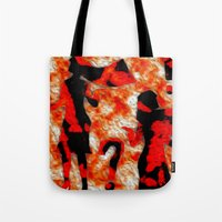 mom Tote Bags featuring Mom by Vibrance MMN