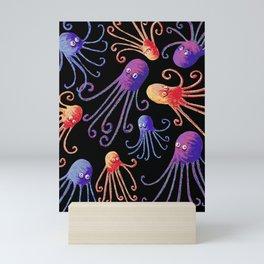 An Octopus Garden  Mini Art Print