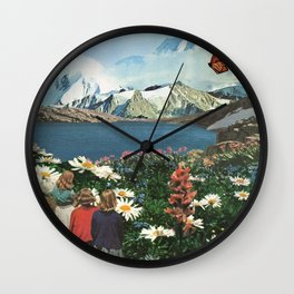 Field Trip Wall Clock
