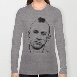 Taxi Driver - Travis Bickle De Niro Long Sleeve T-shirt