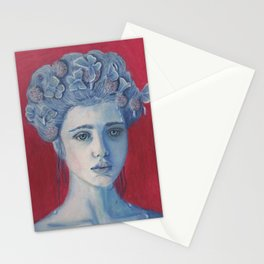 Mimosas Maiden 2 Stationery Cards