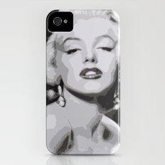 Marilyn Monroe iPhone (4, 4s) Slim Case