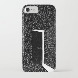 Doorway to outer space iPhone Case