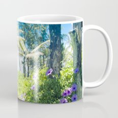 Ipomoea Keanae Morning Glory Maui Hawaii Mug