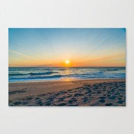 Canaveral National Seashore Sunrise Canvas Print
