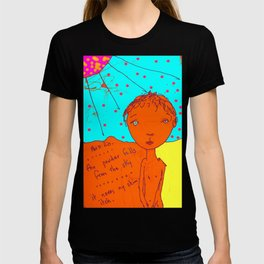 Itch in Colour T-shirt
