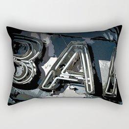 The Bar Rectangular Pillow