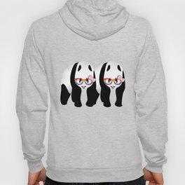 Lesbian  Gay Pride Pandas Hoody
