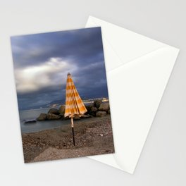 Minutes replace one another Stationery Cards