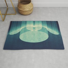 Earth - Aurora Borealis Rug