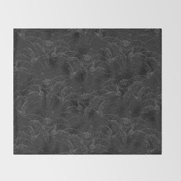 Bat Attack Throw Blanket