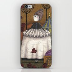 A Day in Autumn iPhone & iPod Skin