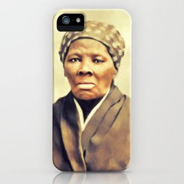 Harriet Tubman, Civil Rigts Activist iPhone Case