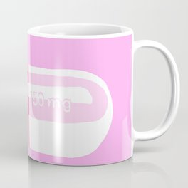 Chill Pill Pink Coffee Mug