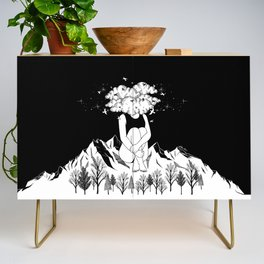 Across The Universe Credenza