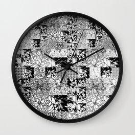 Dawn of a New Year #6 Wall Clock