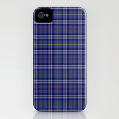 Citadel Military Acedemy Tartan Slim Case iPhone (4, 4s)