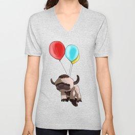 Balloon Appa Unisex V-Neck