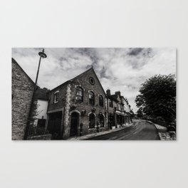 Warfage Canvas Print