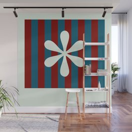 Asterisk Instant Wall Mural