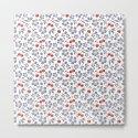 Blossoming cherry pattern by losenko