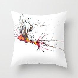 My Schizophrenia (13) Throw Pillow