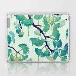 O Ginkgo (in Green) Laptop & iPad Skin