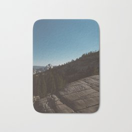 Olmsted Point, Yosemite National Park III Bath Mat