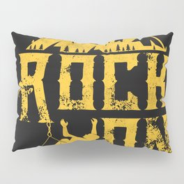 Rock On! Pillow Sham