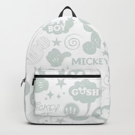 Oh Gosh Mouse! Backpack
