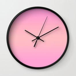 PINKLICITY Wall Clock