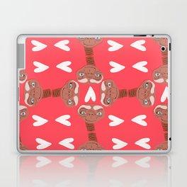 phone home Laptop & iPad Skin