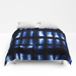 Shibori Folds Comforters