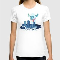 denver T-shirts featuring Denver by queeneyesore