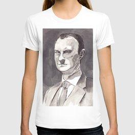 Mark Gatiss as Mycroft Holmes T-shirt