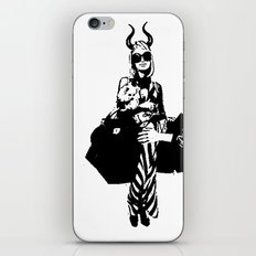Paris Memento Mori iPhone & iPod Skin