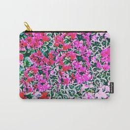 Smitten with pink Carry-All Pouch