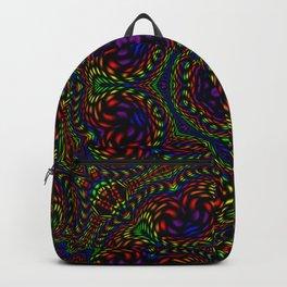 Rainbow Kaleidoscope 4 Backpack
