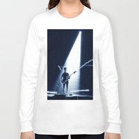 prince Long Sleeve T-shirts featuring Prince by JR van Kampen