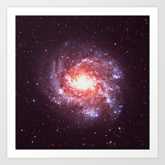 Star Attraction Art Print