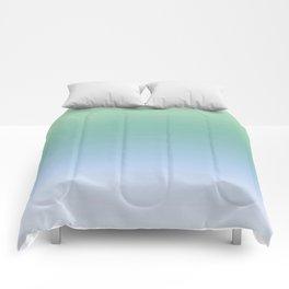 Cool Pastels Gradient Comforters