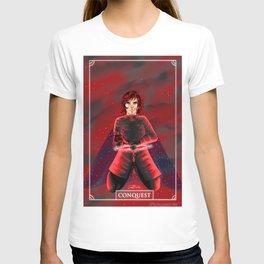 Kylo Ren (Conquest Card) T-shirt